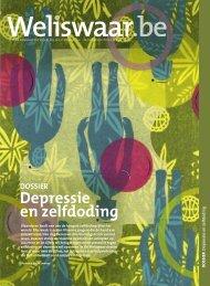 DOSSIER: Depressie en zelfdoding - Weliswaar