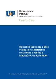 Manual de Segurança e Boas Práticas dos Laboratórios de ... - UnP