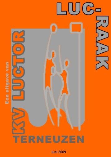 Juni 2009 - Korfbalvereniging Luctor