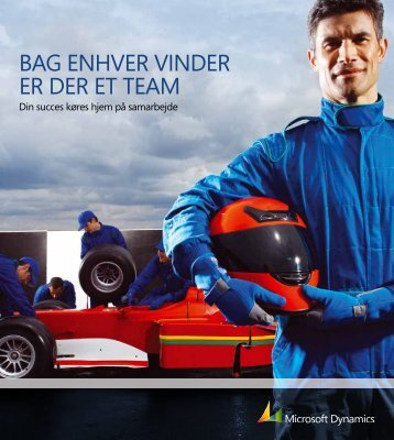 Bag enhver vinder er der et team - IT Business Center