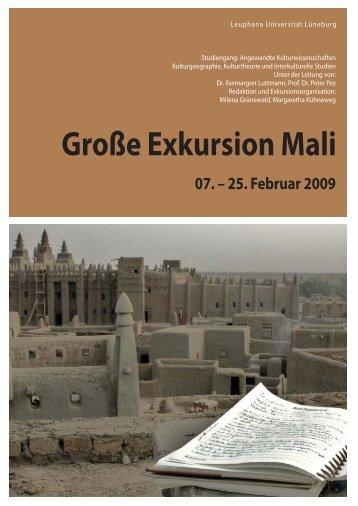 Große Exkursion Mali