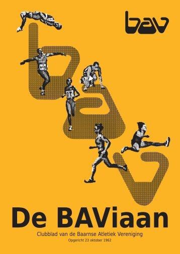 De digitale BAViaan van maart 2013