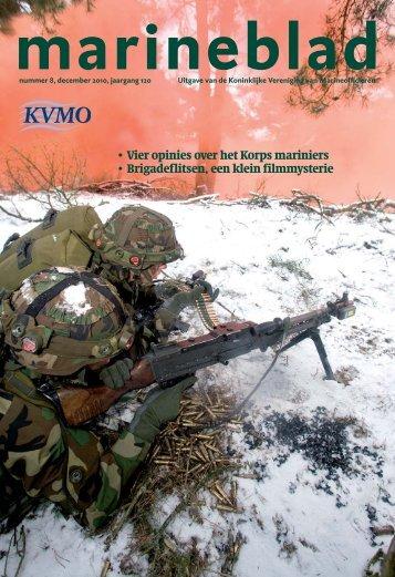 Brigadeflitsen, een klein - KVMO