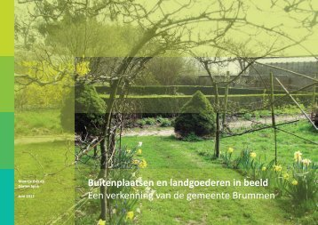 Rapport landgoederenzone.indb