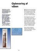 Opbevaring af våben - Haderslev-Skyttekreds - Page 4