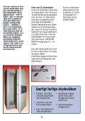 Opbevaring af våben - Haderslev-Skyttekreds - Page 5