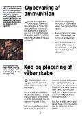 Opbevaring af våben - Haderslev-Skyttekreds - Page 7