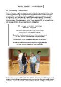 Projektet Pojkar blivande Män Interaktionsövningar för ... - mmhf.se - Page 6