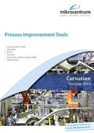 Process Improvement Tools - Mikrocentrum
