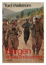 Bergen är våra enda vänner - Läs en bok