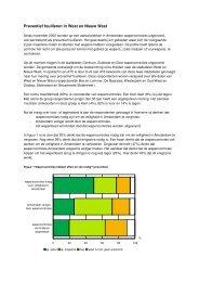 Preventief fouilleren in West en Nieuw West - O+S Online Onderzoek