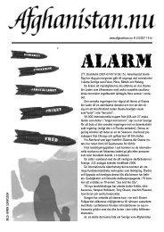 (TT. Stockholm 2007-07-07 kl 06:15). Amerikanskt ... - Afghanistan.nu