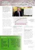Tid for fastforrentet kreditforeningslån? Stigende indtjening i en ... - Page 3
