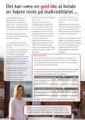 Tid for fastforrentet kreditforeningslån? Stigende indtjening i en ... - Page 5