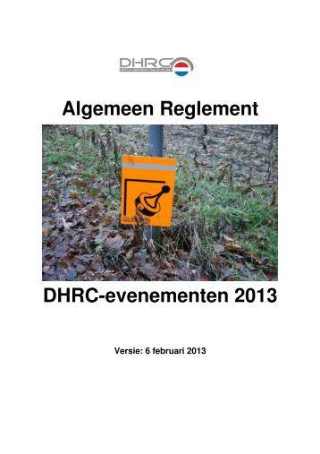 Reglement - Stelling van Amsterdam Rally