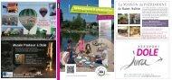 La MAISON du PATRIMOINE - Tourisme du Pays de Dole