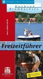 Freizeitführer Landkreis Roth