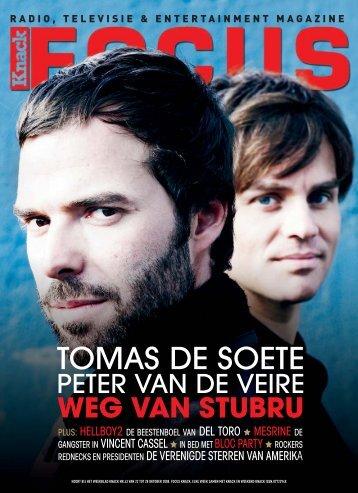 Focus Knack - Peter Van de Veire