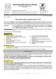 22.06.2012 - St. Peter im Sulmtal