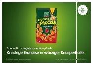 Knackige Erdnüsse in würziger Knusperhülle. - trndload