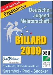Ense-Schule, Brüder-Grimm-Str. 4 Karambol - Pool - Snooker ...