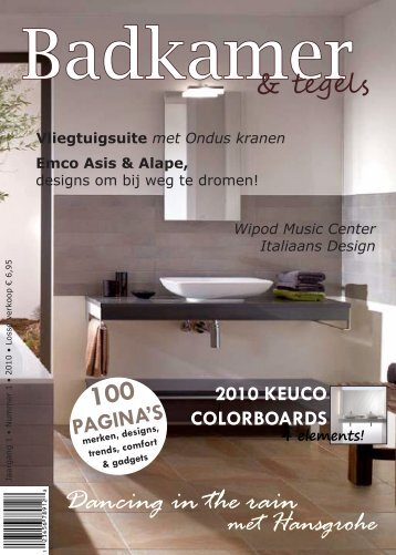 Download this publication as PDF - Badkamer & Tegels ...