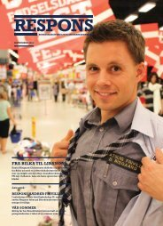 RESPONS september 2011 - Beredskabsstyrelsen
