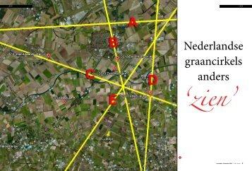 Nederlandse graancirkels anders zien - de Taal van het Licht