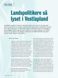 Interview med Elsebeth Gerner Nielsen - Landsforeningen bedre ...