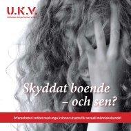 Ladda ned skriften i PDF-format - UKV | Unga kvinnors värn