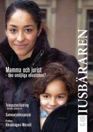 Nr 3 - Juridiska föreningen i Stockholm