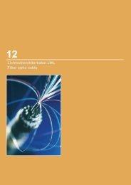Lichtwellenleiterkabel LWL Fiber optic cable - TKD-KABEL ...