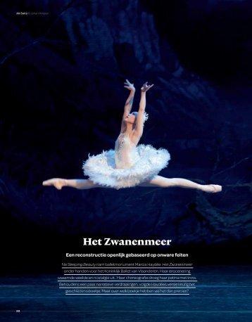 Het Zwanenmeer - de tijdschriften