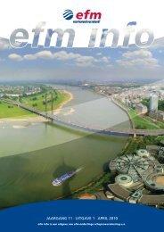 Jaargang 11 | uitgave 1 | aPriL 2010 - Efm