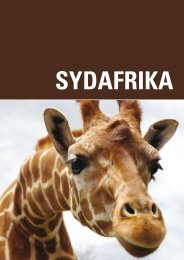 Sydafrika - Spot on Travel