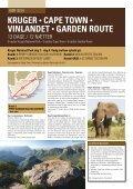 Sydafrika - Spot on Travel - Page 4
