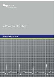 Tognum Annual Report 2008 e