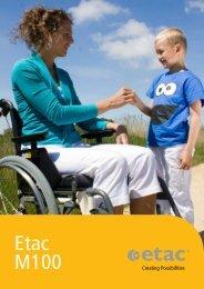 Brochure Etac M100