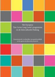 'Een Leven Lang Leren'-programma en de Interculturele ... - Epos