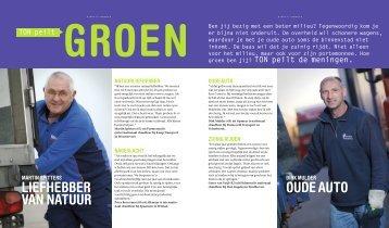 groen - Ton
