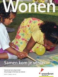 Wonen zomer 2011 - Woonbron