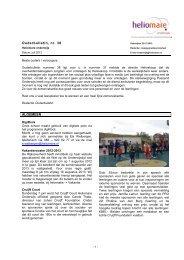 ouderbulletin nr_ 38, juli 2012.pdf - Heliomare Onderwijs