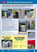 Behuizingen en Afschermingssysteem - Selectieve afvalinzameling - Page 2