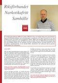 Ett samhälle utan narkotika ger bättre folkhälsa och ... - ReactNow - Page 7