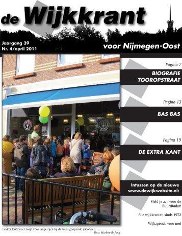 op is in beweging - De Wijkwebsite voor Nijmegen-Oost