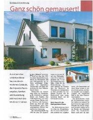lUmbau & Erweiterung Aus einem eher  ... - Baumeister Haus