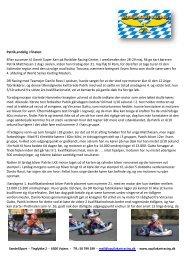 Læs resten af beretningen her. - AQUILA Kart Racing