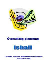 Översiktlig planering - Hallstahammar