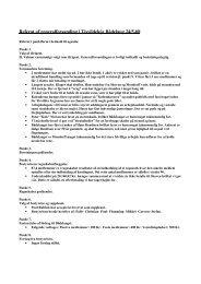 Referat af generalforsamling i Tisvildeleje Bådelaug 24/5-08
