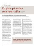 Viksjöfors – nu med förskola - Ovanåkers kommun - Page 6